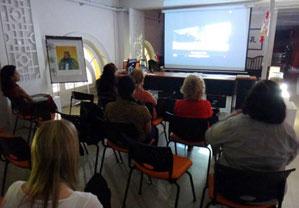 El Instituto Confucio de la Universidad de Buenos Aires revela las nuevas tendencias del cine chino