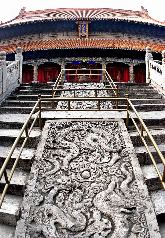 Templo de Confucio. Shandong