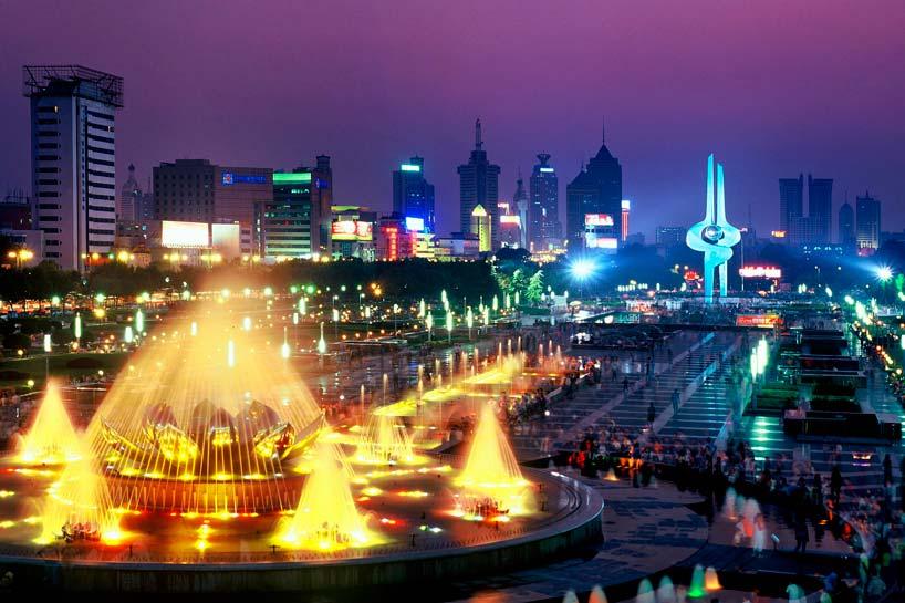 Ciudad de Quingdao.