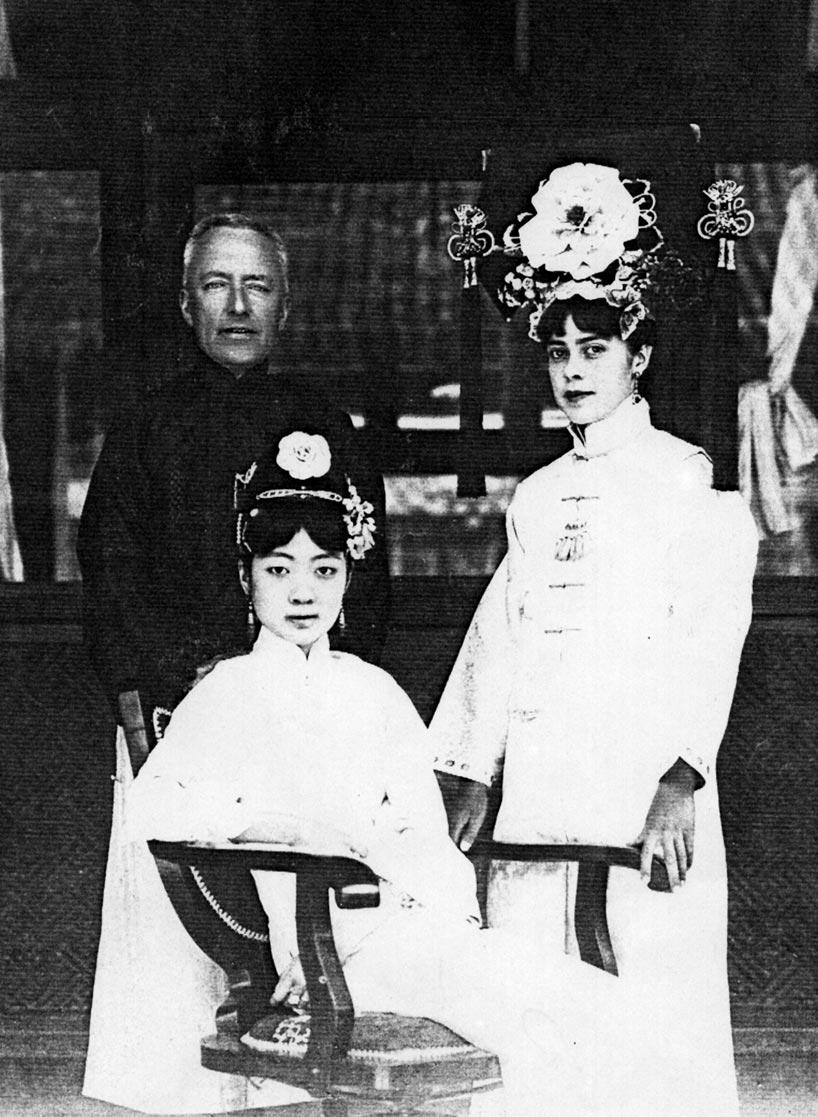 Reginald Johnston (Zhuang Shidun)