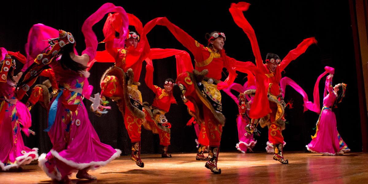 Celebración en el Instituto Confucio de Barcelona