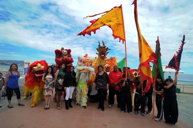 Celebración en el Instituto Confucio de la Universidad Santo Tomás