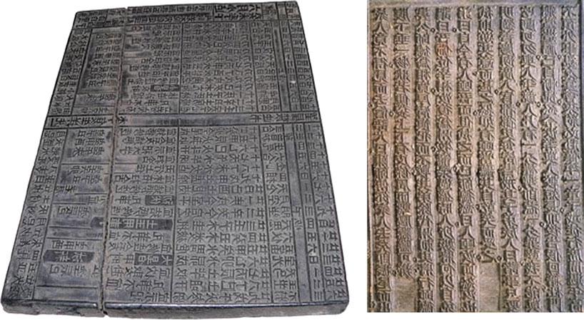 Inventos de la antigua china.