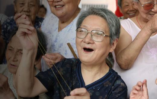 Tercera edad china
