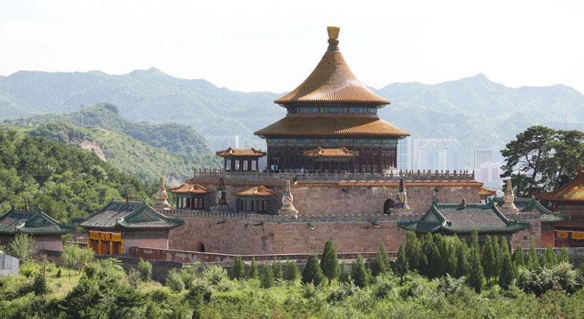 La Residencia de Montaña de Chengde