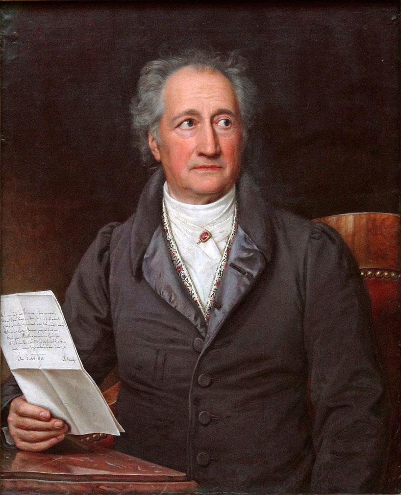 El dramaturgo alemán Goethe - El huérfano del clan de los Zhao