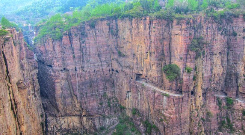 Montañas Taihang . Hebei