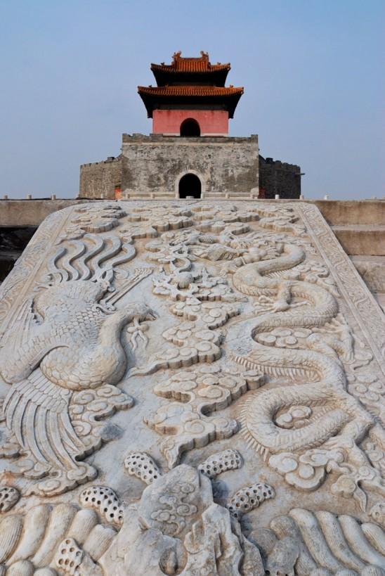 Tumbas Imperiales Orientales de la dinastía Qing. Hebei