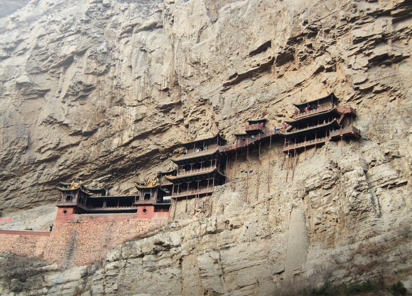 Templo Colgante de Datong