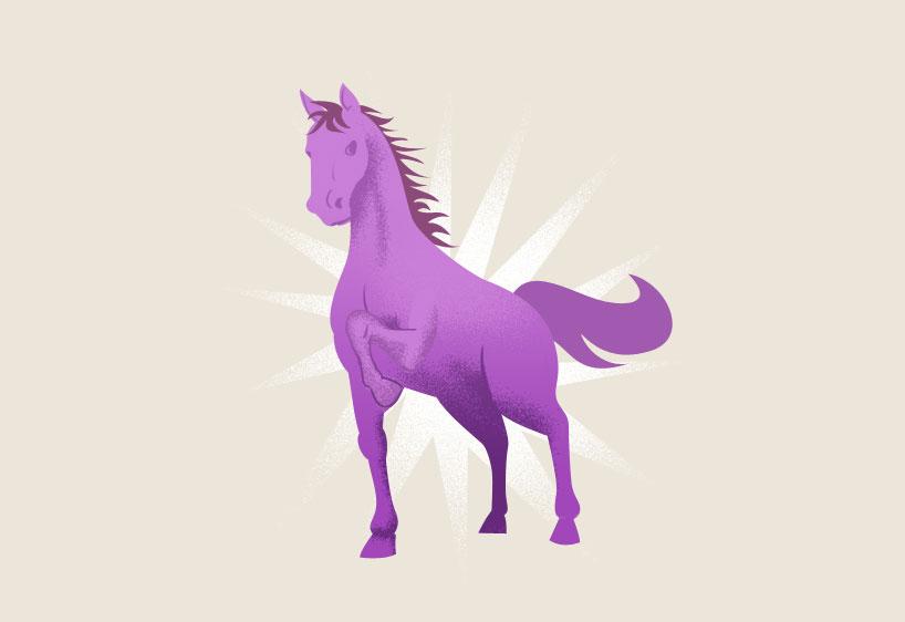 El talento de Bo Le con los caballos
