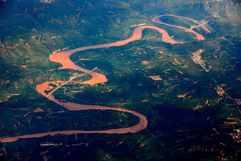 Río Amarillo Huanghe