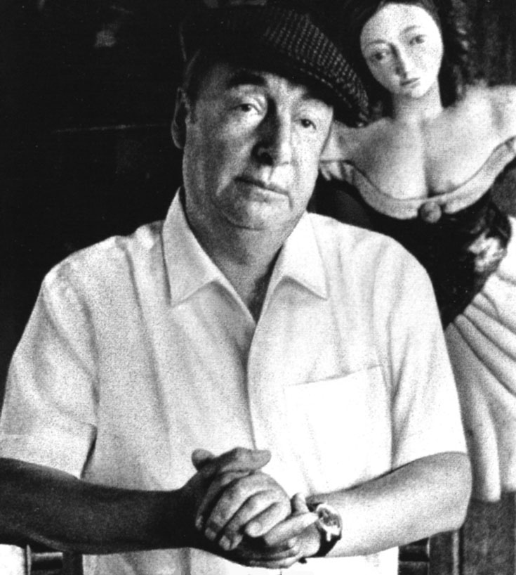 Neruda y China