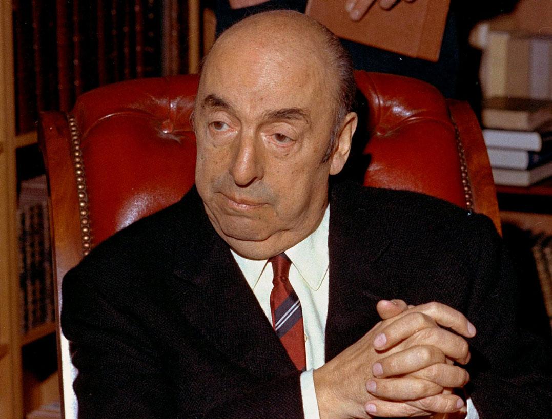 Neruda y China