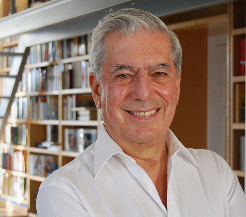 Mario Vargas Llosa China