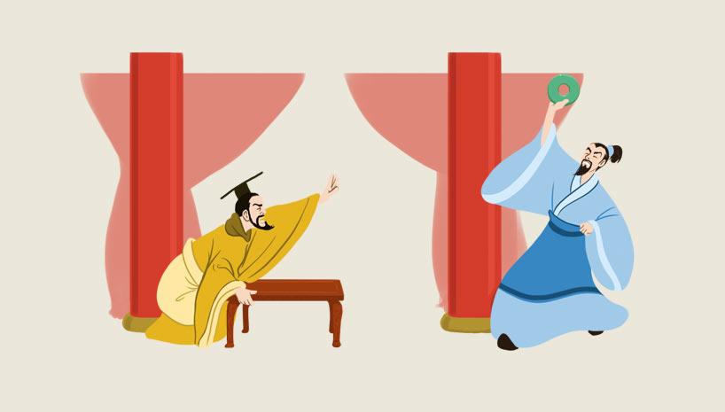 Devolver intacto el jade al reino de Zhao