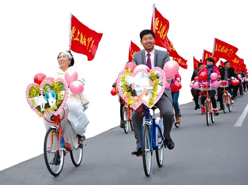 Matrimonio en China