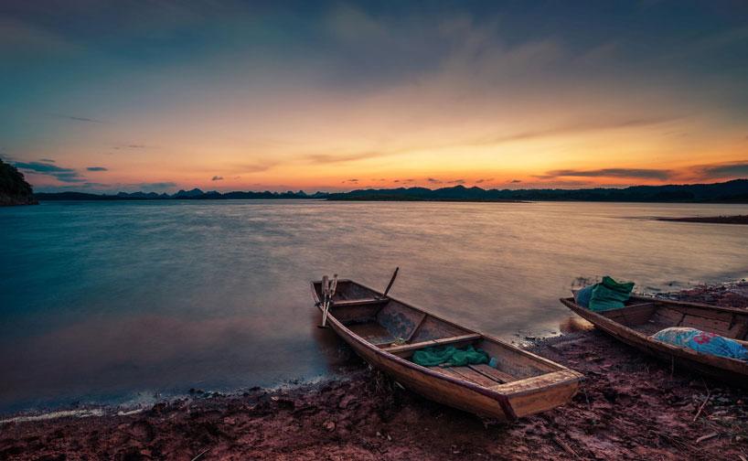 Lago Hongfeng - Guizhou