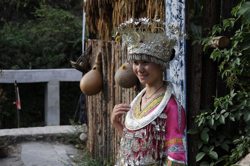 Aldea Zhaoxing - Guizhou