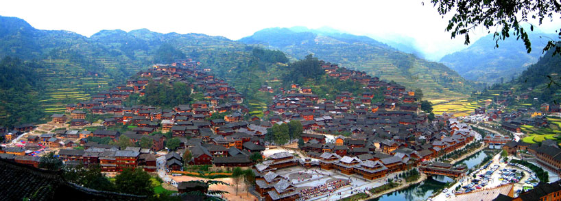 Poblado Langde - Guizhou