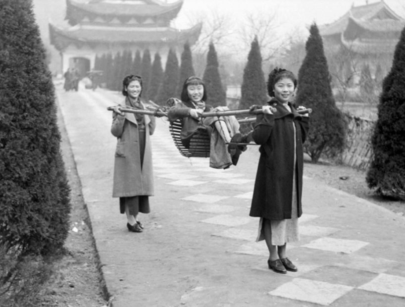 Historia de la fotografía China
