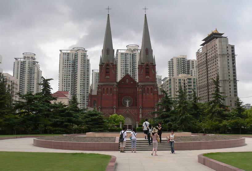 Xu Guangqi y Matteo Ricci