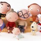 La familia China
