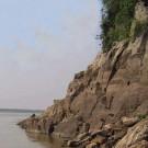 Grabados centenarios  que sitúan el lugar donde supuestamente se desarrolló la batalla en Chibi.