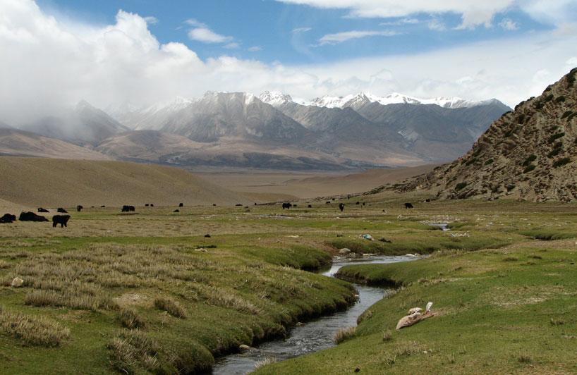 Cordillera Kunlun