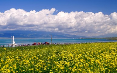 Lago Quinghai