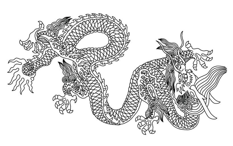 El Cuento Chino De Los Cuatro Dragones Confuciomag