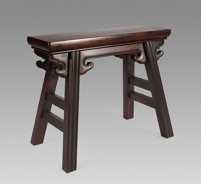 Los muebles de estilo Ming