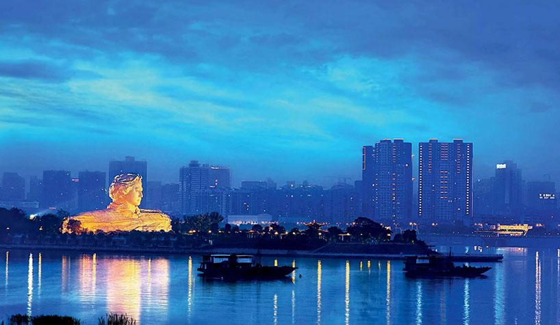 Isla de las Naranjas del Río Xiaoxiang