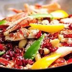 El abrumador aroma picante de Hunan
