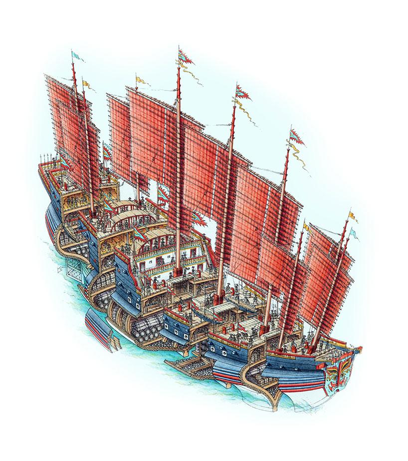 Ruta marítima de la Seda