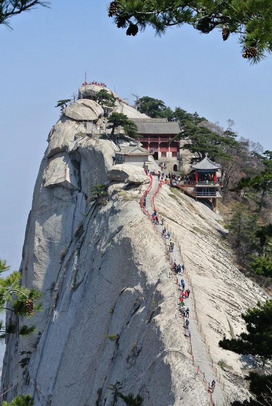 Montañas Hua