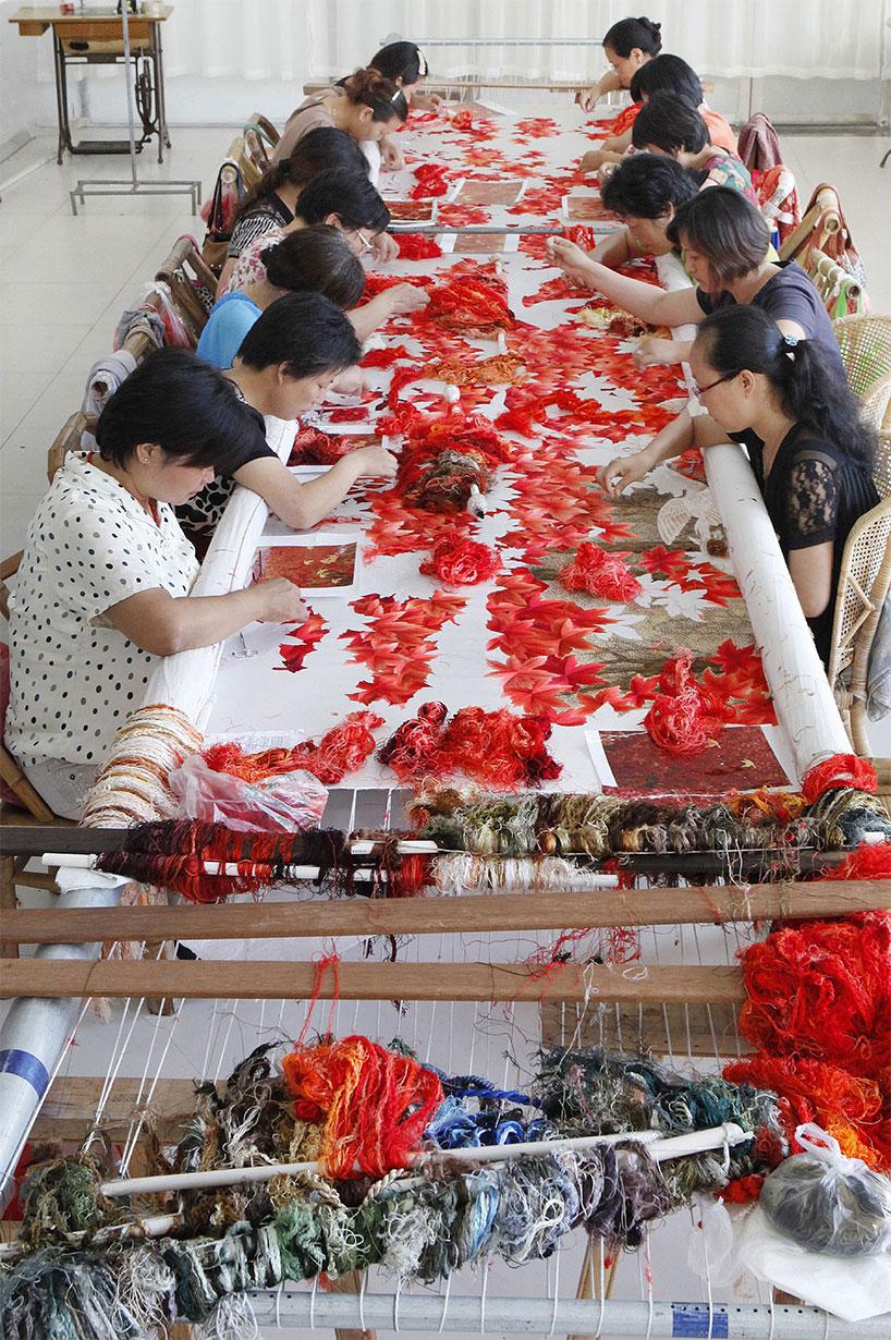 Bordados de Suzhou
