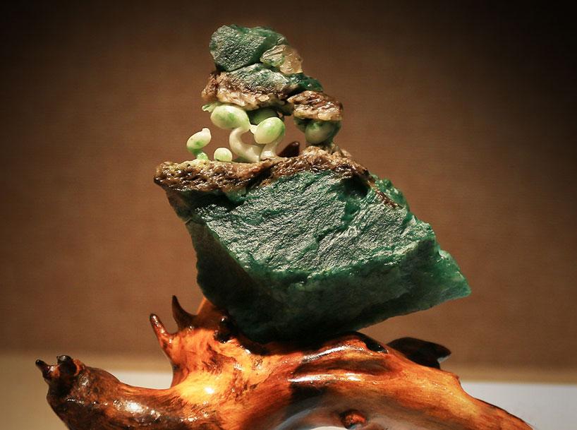 El jade de Lantian (蓝天)