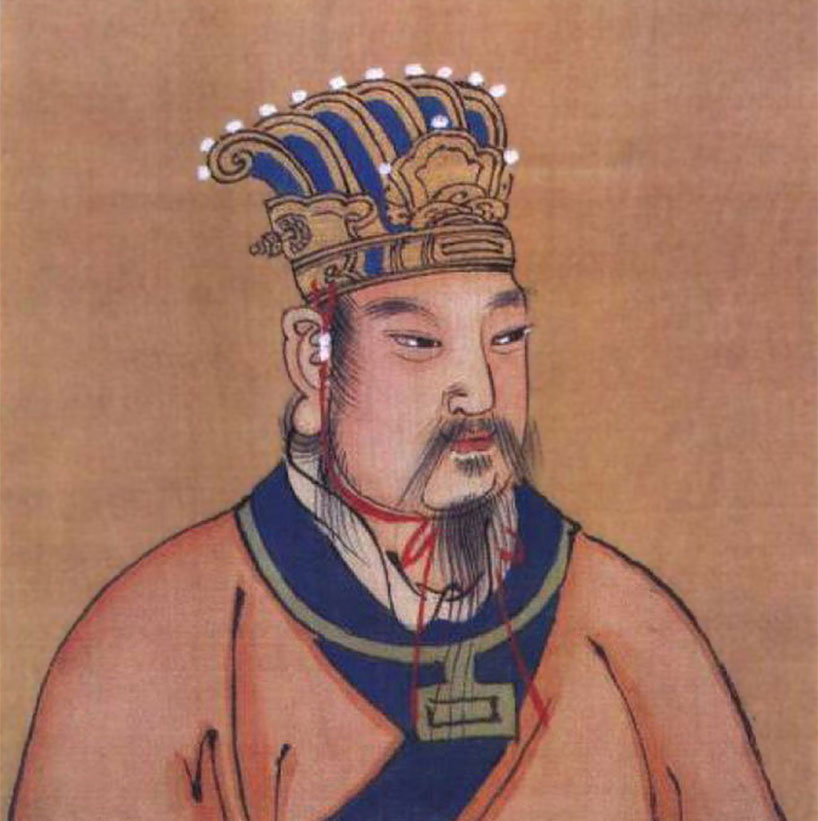 周文王 Zhou Wenwang