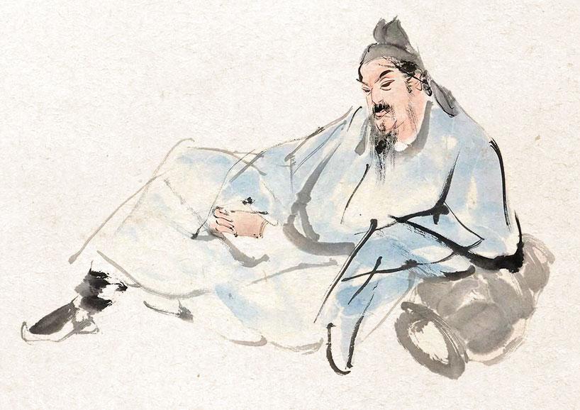 李白 Li Bai