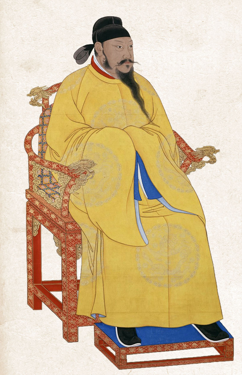 李世民 Li Shimin
