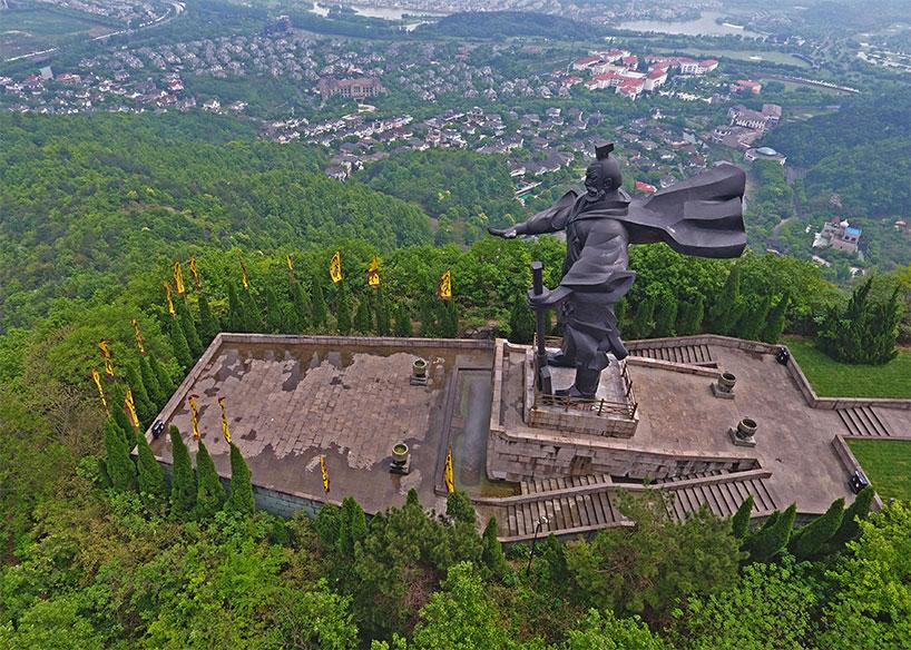 Mausoleo de Yu el Grande