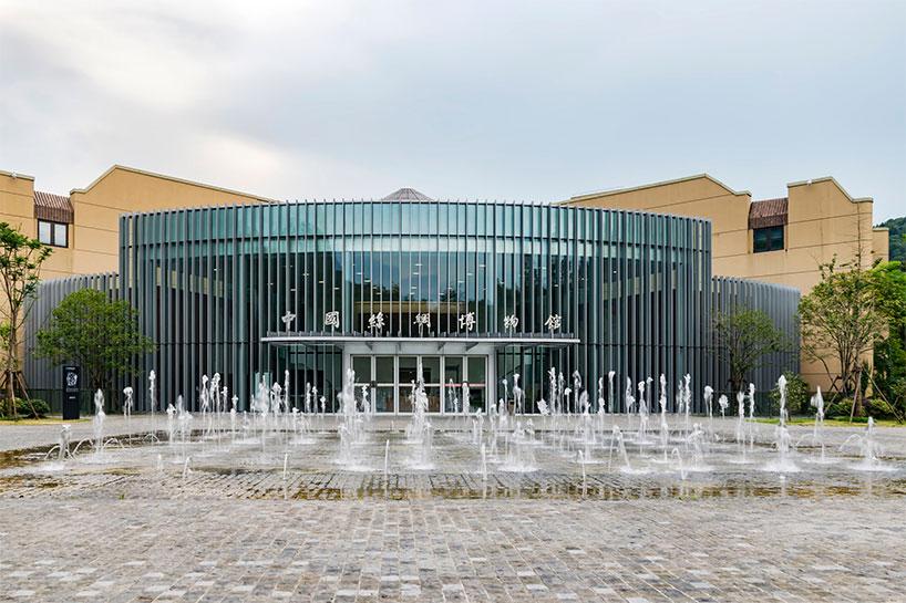 Museo Nacional de la Seda en Hangzhou - Zhejiang