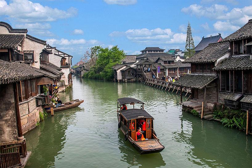 Ciudad de Jiaxing - Zhejiang