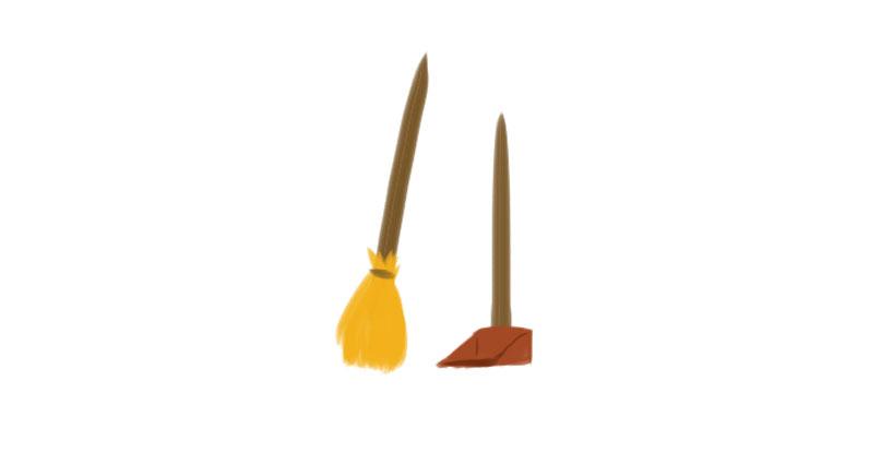 Limpiar la casa (扫房)