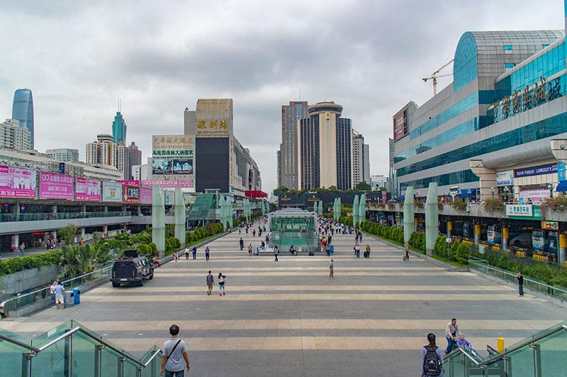 Estación de Luohu