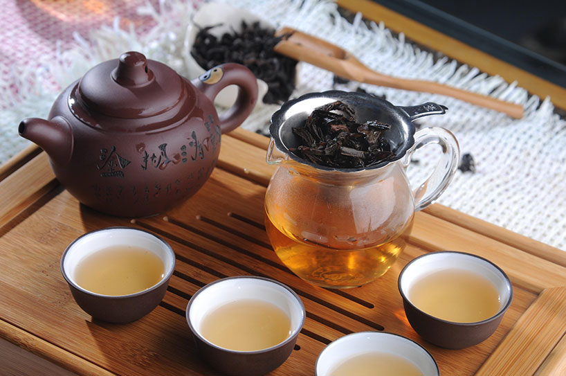 té chino Dahongpao