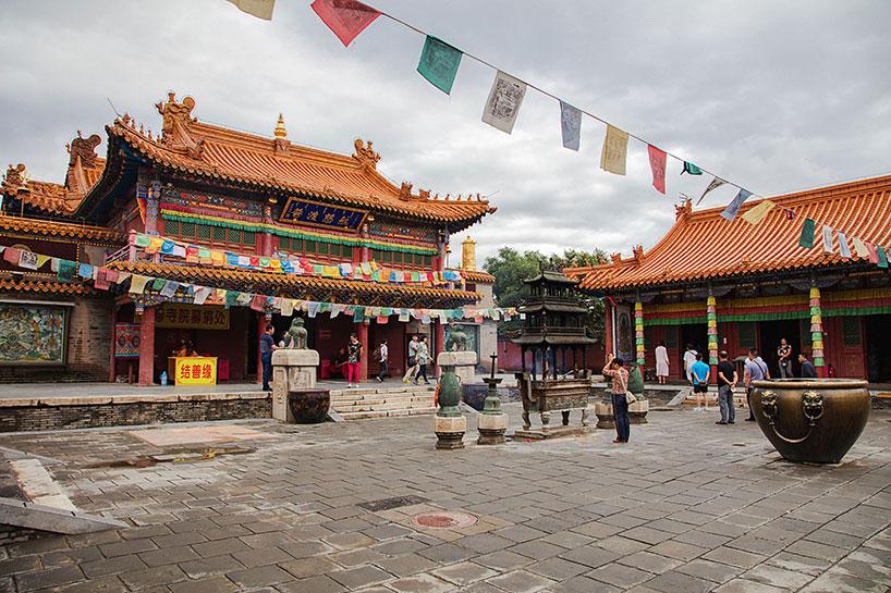 Monasterio del lama Da Zhao - Mongolia Interior