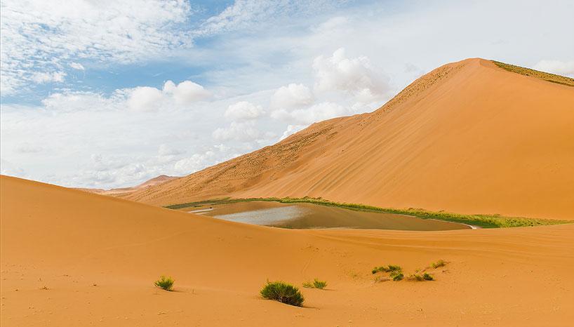 Desierto de Badain Jaran - Mongolia Interior