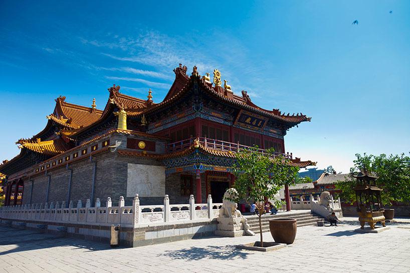 Monasterio del lama Da Zhao