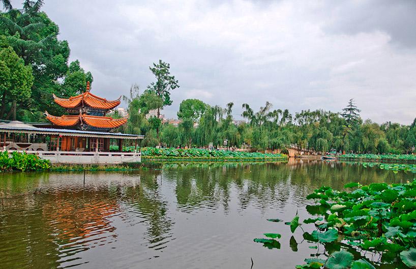 Parque Daguan